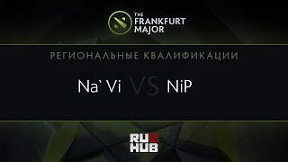 NIP vs Na'Vi, game 2