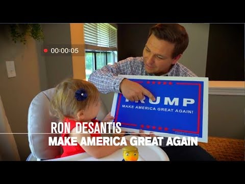 Republican Ron DeSantis Releases Stupidest Campaign Ad You'll Ever See