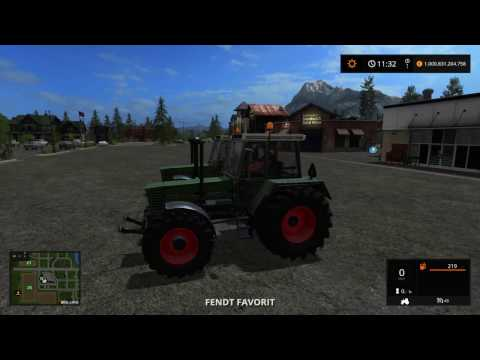 Fendt Favorit 600 LSA (611, 612, 615) v3.0