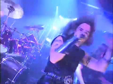 Flames of Rage by Zandelle online metal music video by ZANDELLE
