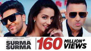 Video SURMA SURMA: Guru Randhawa Feat. Jay Sean | Larissa Bonesi, Vee, DirectorGifty | Bhushan Kumar download in MP3, 3GP, MP4, WEBM, AVI, FLV January 2017