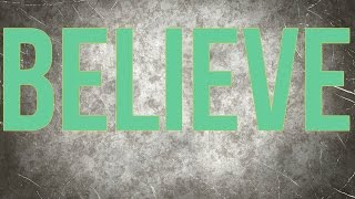 It Is Done Unto You As You Believe! ( Law Of Attraction)