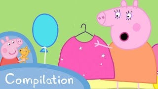 Peppa Pig Episodes - Mummy Pig compilation!  Peppa Pig Official