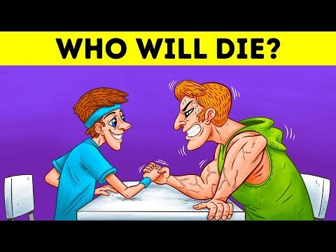 10 HARDEST RIDDLES WITH ANSWERS