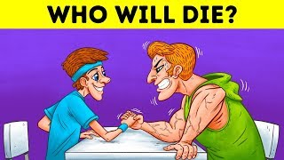 Video 10 HARDEST RIDDLES WITH ANSWERS MP3, 3GP, MP4, WEBM, AVI, FLV Desember 2018