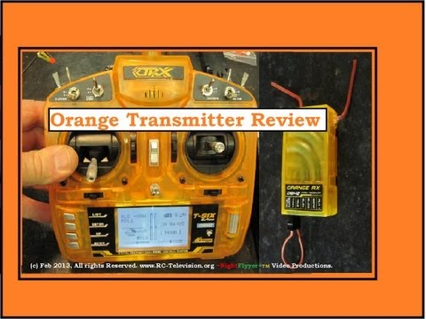 NightFlyyer - When Orange came out with their own Transmitter, I had to have one since I am having so much luck with their RX's. See a Range test, Sim Test, Nano Test,...