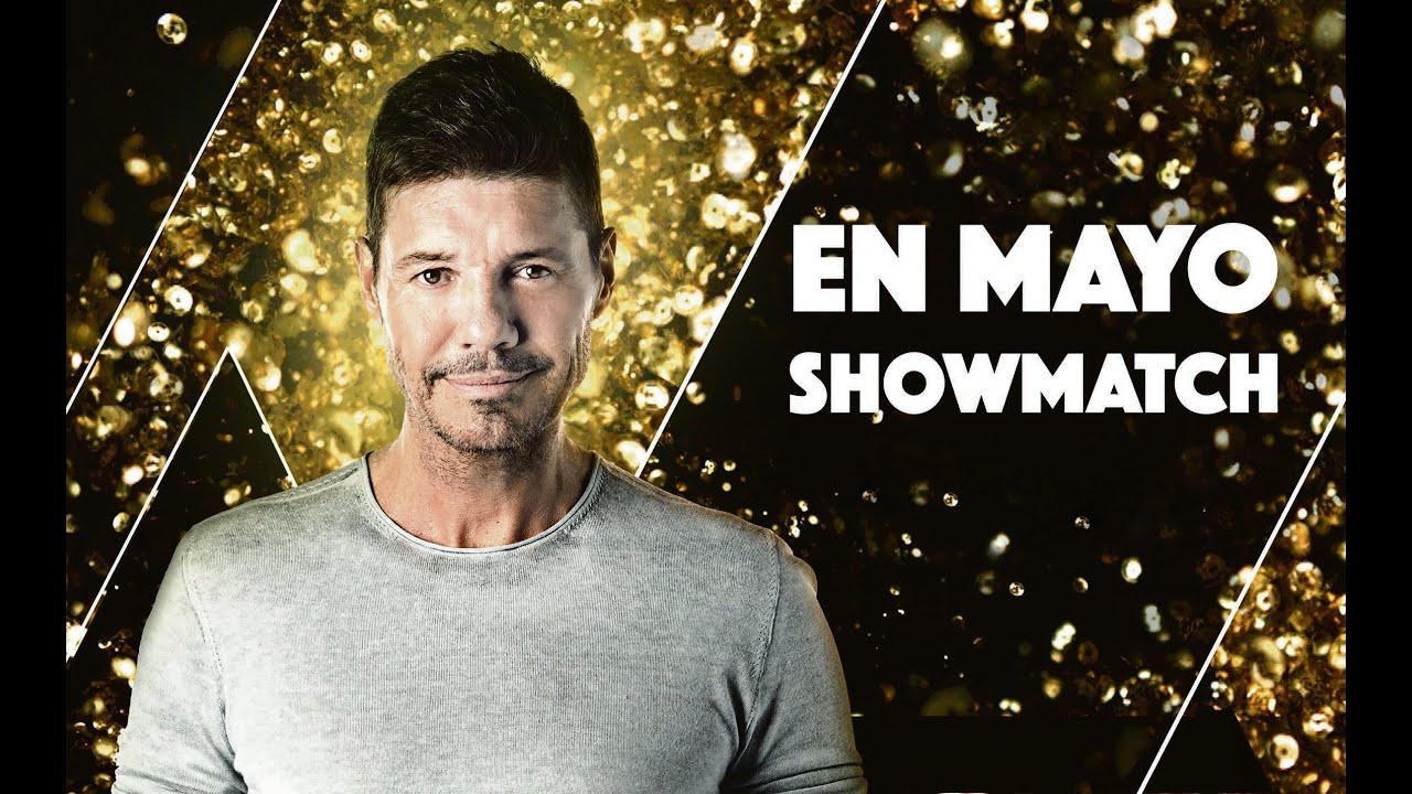 ¡El 11 de mayo vuelve Marcelo! #Showmatch