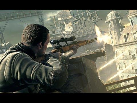 Релиз Sniper Elite V2 в новом Свежачке с Юзей!