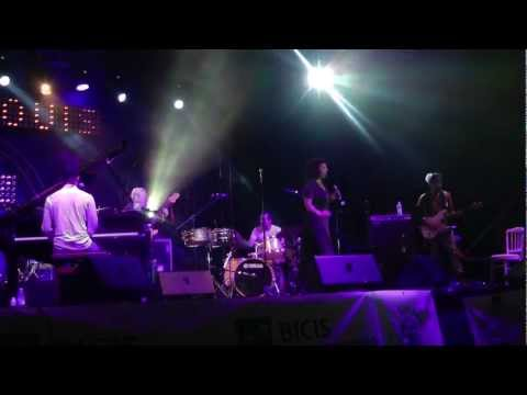 Elisabeth Kontomanou Quartet, Saint-Louis Jazz 2012