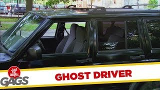 Sketchy Ghost Taxi