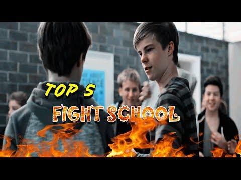 Top 5 school fight scenes in movies