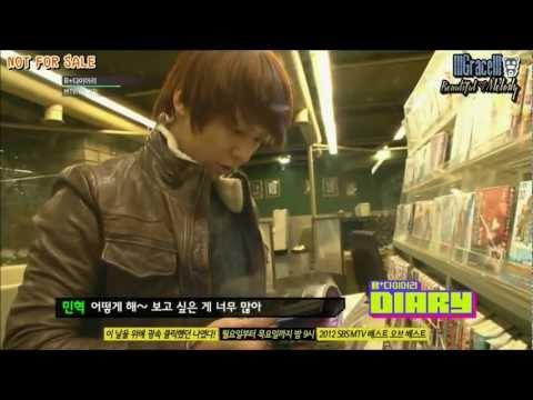 [Thai SUB] BTOB B+Diary ep.4 (Full) (видео)