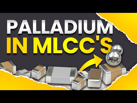 Palladium - http://www.goldnscrap.com/index.php?option=com_content&view=category&layout=blog&id=38&Itemid=50 Short Tutorial on Palladium recovery from Monolithic Ceramic...