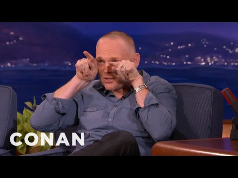 Bill Burr on women and the NFL