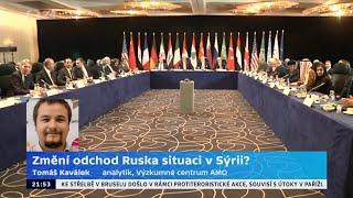 Změní odchod Ruska situaci v Sýrii?
