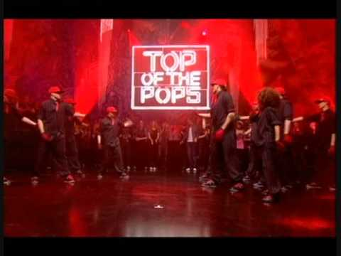 DIVERSITY CELEBRATE THE MUSIC OF MICHAEL JACKSON ON CHRISTMAS TOP OF THE POPS