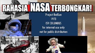 Video #117 - Video Top Secret NASA Bocor! FlatEarth Terbukti ? MP3, 3GP, MP4, WEBM, AVI, FLV Maret 2018