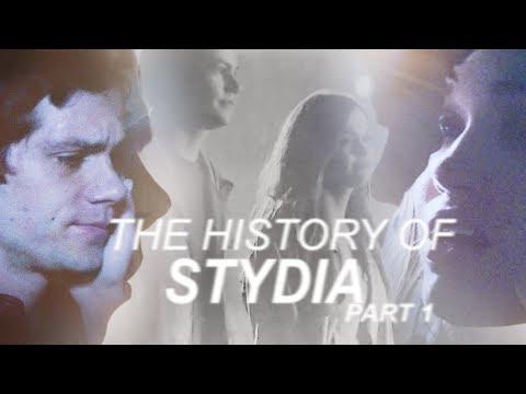 The History Of Stydia (Stiles & Lydia) | (1x01 - 6x20) Pt.1