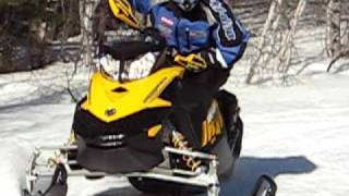 9. 2009 Ski Doo 600 E-Tec MXZ TNT