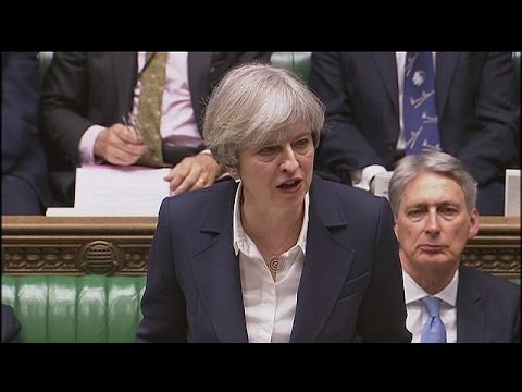 Brexit: Τα δύο μεγάλα στοιχήματα της Τερέζα Μέι