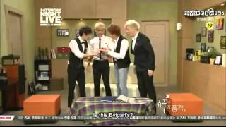 Nonton [ENGSUB] SNL Korea 2 Super Junior part1 Film Subtitle Indonesia Streaming Movie Download