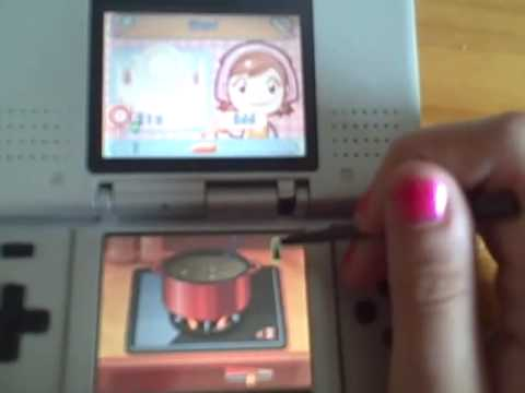 Making Shrimp Wontons On Cooking Mama