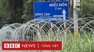 Đồng Tâm: đụng độ chết người giữa dân làng và cảnh sát - BBC News Tiếng Việt