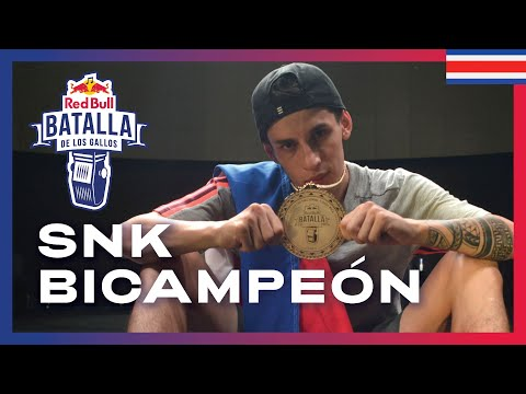 SNK  vs P8 - Final | Red Bull Costa Rica 2020
