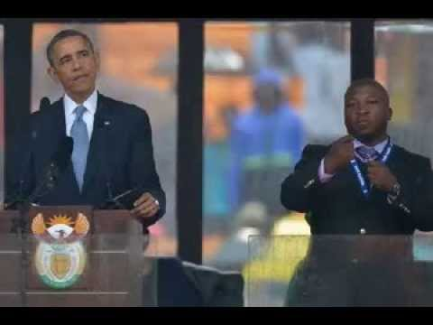 Huggy Lowdown Audio: Fake Sign Language Interpreter 2013-12-12