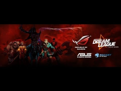 Navi - [Navi vs Alliance] ASUS ROG DreamLeague Dreamhack - Grand final - Loser Bracket Game 2 & 3.