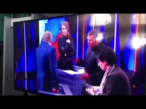 Жириновский нецензурно оскорбил Собчак на дебатах у Соловьева  28.02.2018