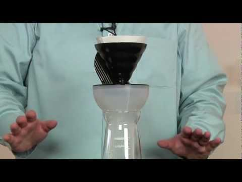 The Hario V60 Fretta Iced Coffee Maker