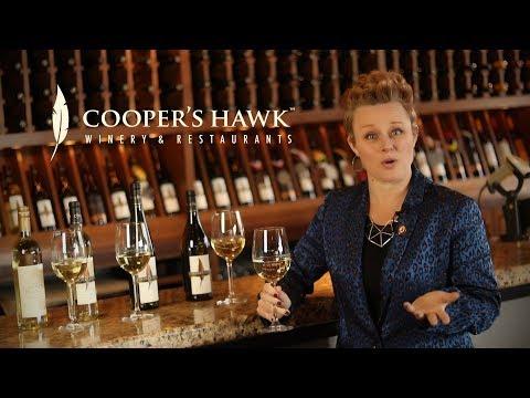 Wine with Wines - Cooper's Hawk Spring Wines