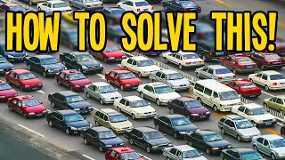 I Made the Traffic Terrible & Now I Need to Fix It in Cities Skylines #TeaVille
