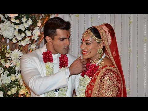 Stunning Photos Of Bipasha Basu And Karan Singh Gr