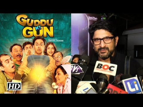 Video Will never do films like 'Guddu Ki Gun': Arshad Warsi download in MP3, 3GP, MP4, WEBM, AVI, FLV January 2017