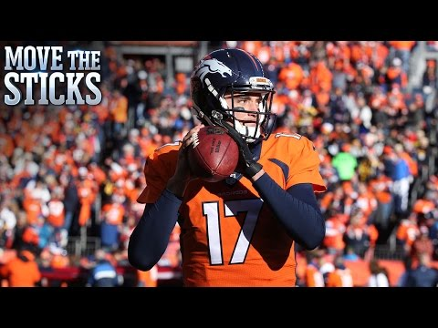 Video: Best Landing Spot for Osweiler? Plus Draft Discussion | Move the Sticks | NFL