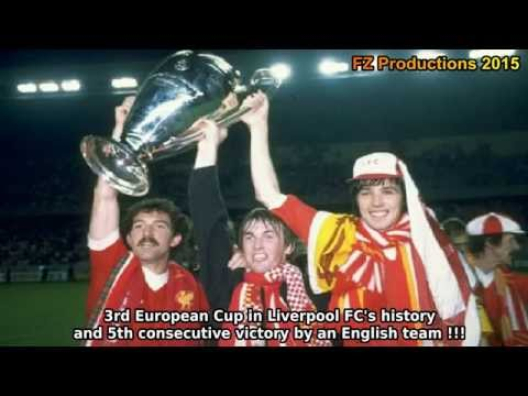 1980-1981 European Cup: Liverpool FC All Goals (Road To Victory)