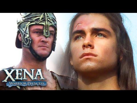 David Confronts Goliath | Xena: Warrior Princess