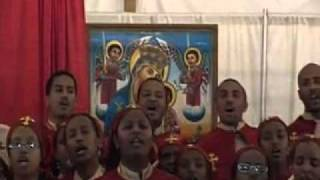 2012 Timket In Losangeles With Zerfe Kebede And Sunday School Choirs.flv