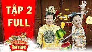 Thiên đường ẩm thực 3 | Tập 2 full: Trường Giang