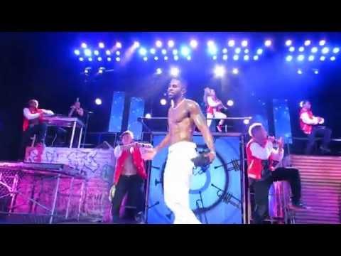 Jason Derulo performing Trumpets- October 30th 2014- Atlanta, GA