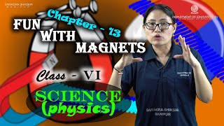 Class VI Science (Physics) Chapter 13: Fun with Magnets