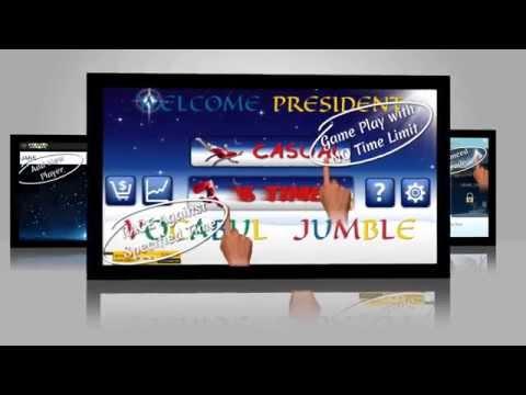 Video of Vocabul Jumble (Word Jumble)