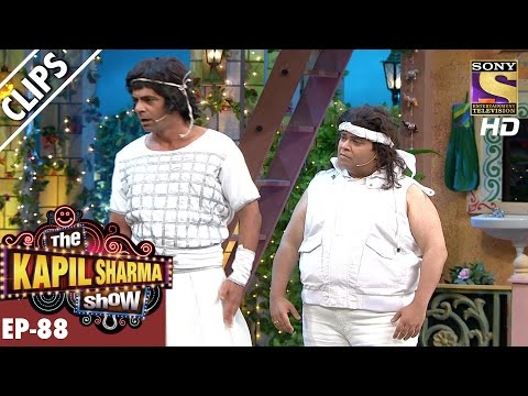 Dharmendra Nakli & Sunny Nakli In Kapil's Show - The Kapil Sharma Show - 11th Mar 2017