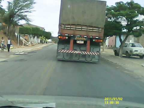 Riacho de Santana a Caetité Bahia 02/05