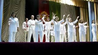 Клуб Берегиня. Танец Гурджиева — Гурджиев Г.И. — видео