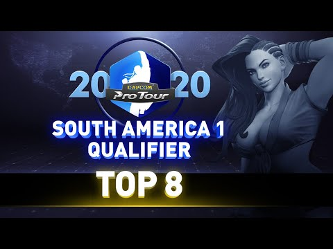 CPT 2020 Online South America 1 - Top 8