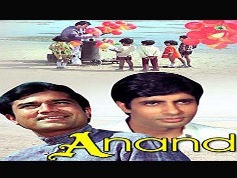 Anand - 1971  (Türkçe Dublaj Hint Filmi )