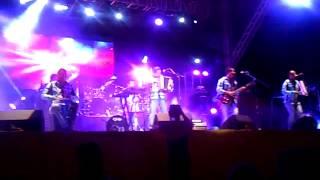 Los Vallenatos En La FENAPO 2013